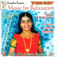 Music For Relaxations — Baby R.S. Sushmita