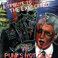 Punk's not Dead: A Tribute to the Exploited — Various Artists - Radical Records