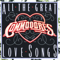 All The Great Love Songs — Commodores