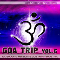 Goa Trip V.6 By Dr. Spook & Random (Best Of Goa Trance, Acid Techno, Pschedelic Trance) — Virtual Light