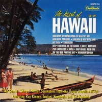 The Heart Of Hawaii — Various Artists - GNP Crescendo Records