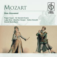 Mozart: Don Giovanni - opera in two acts K527 — Daniel Barenboim, English Chamber Orchestra, Вольфганг Амадей Моцарт