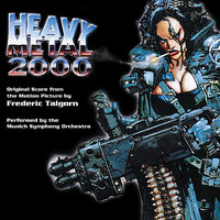 Heavy Metal 2000 — Munich Symphony Orchestra, Munich Philharmonic Orchestra, Frederic Talgorn