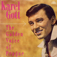 The Golden Voice of Prague (pův. LP) — Karel Gott