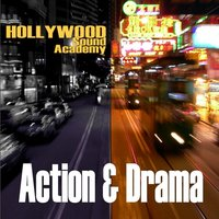 Hollywood Sound Academy-Action & Drama Themes — сборник