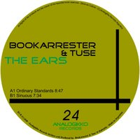 The Ears — Bookarrester, Bookarrester, Tuse, Tuse
