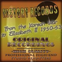 History Records - American Edition - From the Korean War to Elisabeth II 1950-53 — сборник