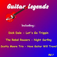 Guitar Legends, Vol.1 — The Shadows