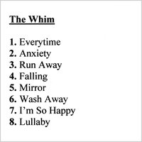 The Whim — The Whim