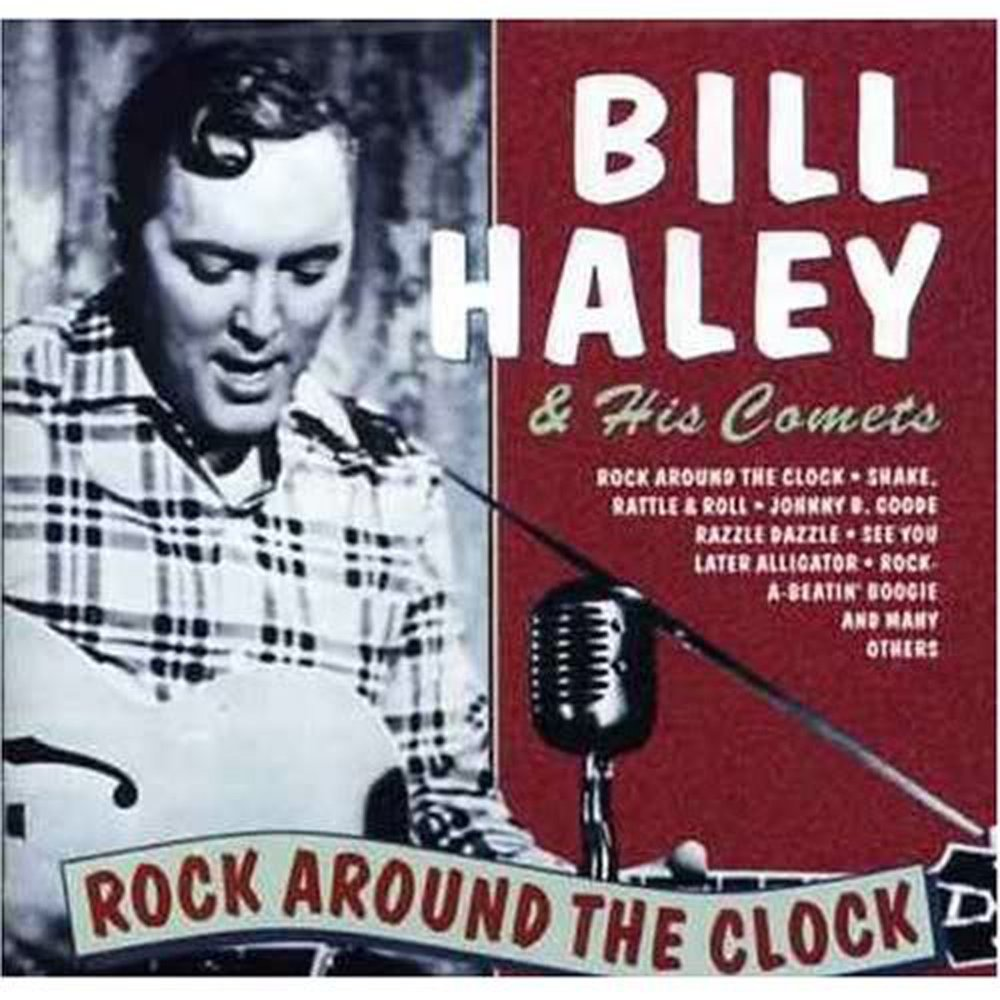 an overview of the rock and roll in the history of the united states and bill haley People in history of rock & roll his company was the first in the united states to produce bill haley (1925–1981) was an early rock and roll musician who.
