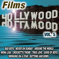 Hollywood Film Vol.5 — The Hollywood Rhythms Orchestra