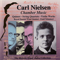 The Historic Carl Nielsen Collection Vol 4 — сборник