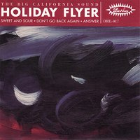 Sweet & Sour EP — Holiday Flyer