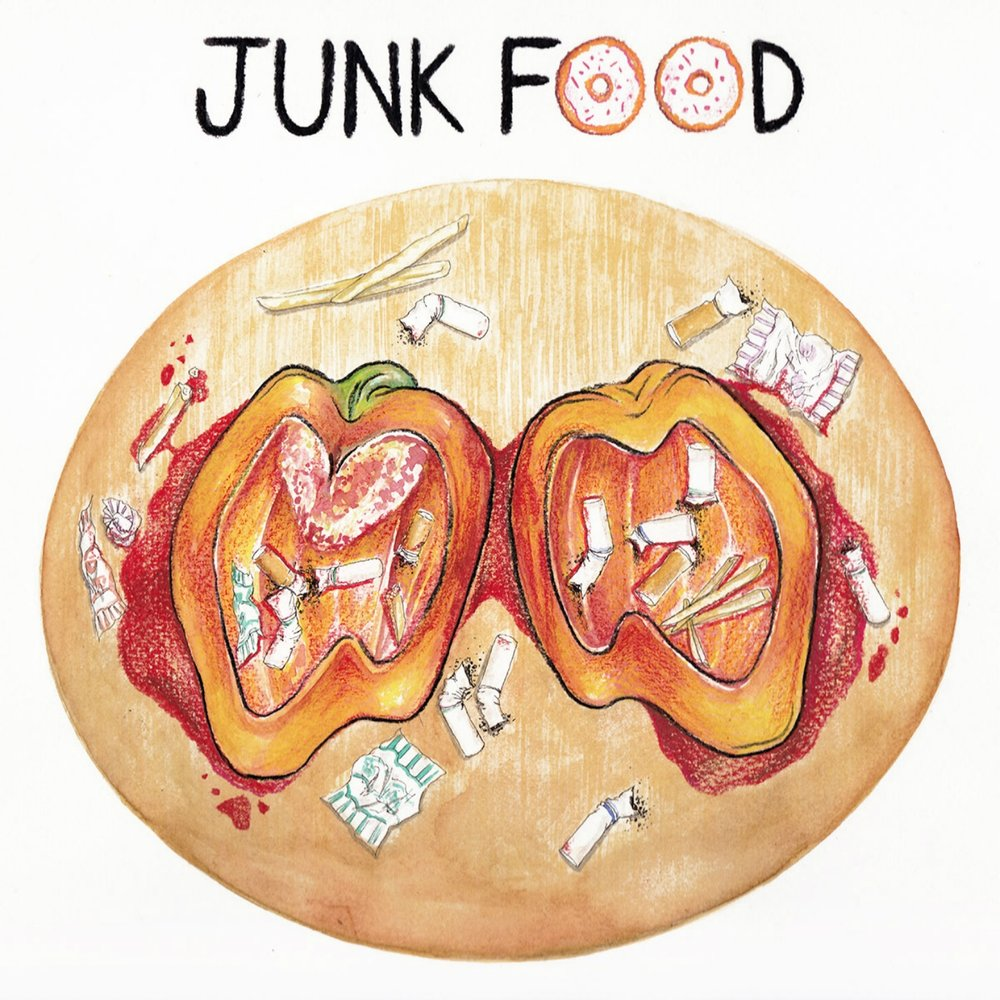 junk food composition