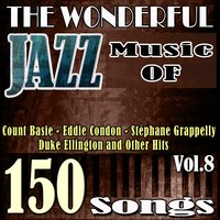 The Wonderful Jazz Music of Miles Davis, Sarah Vaughan, Dizzy Gillespie, Dexter Gordon and Other Hits, Vol. 8 — сборник