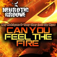 Can You Feel the Fire — Tony Choy, Gia Wyre, Rey Rodriquez, Rey Rodriquez & Tony Choy