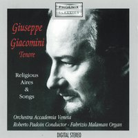 Religious Aires & Songs — Orchestra accademia veneta, Giuseppe Giacomini, Giuseppe Giacomini, Orchestra accademia veneta