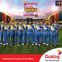 Dialog World Cup Cricket Song Challenge with M Entertainments — сборник