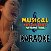 I'm Holdin' on to Love (To Save My Life) — Musical Creations Karaoke