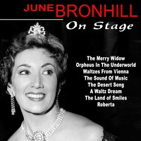 June Bronhill on Stage — June Bronhill