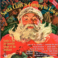 Santa Claus Is Coming To Town — Robert Jason, LaQuela Scaife