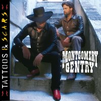 Tattoos & Scars — Montgomery Gentry