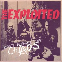 Don't Forget The Chaos — The Exploited