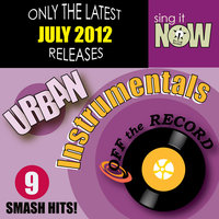 July 2012 Urban Hits Instrumentals — Off the Record Instrumentals