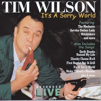 It's A Sorry World — Tim Wilson