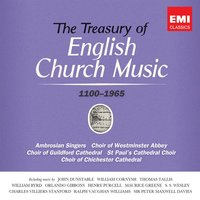 Treasury of English Church Music — сборник