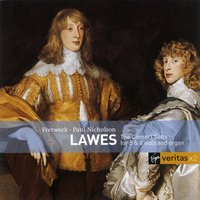 William Lawes - Consort Music — Fretwork