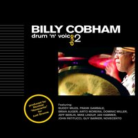 Drum 'n' Voice 2 — Billy Cobham