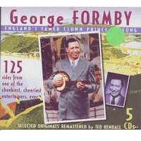 George Formby: England's Famed Clown Prince Of Song — George Formby