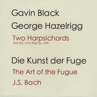 The Art of the Fugue — Gavin Black and George Hazelrigg