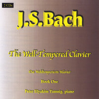 J.S.Bach: The Well-Tempered Clavier, Book1 — Peter Elyakim Taussig