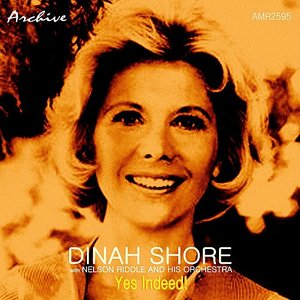 Dinah Shore, Nelson Riddle and His Orchestra - Sentimental Journey