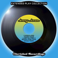 The Extended Play Collection - Jimmy Jones — Jimmy Jones