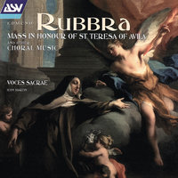 Rubbra: Mass In Honour Of St Teresa Of Avila; Missa a3; 5 Motets; 5 Madrigals — Judy Martin, Voces Sacrae