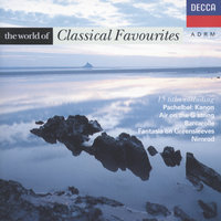 The World of Classical Favourites — Владимир Ашкенази, London Philharmonic Orchestra, Chicago Symphony Orchestra, Georg Solti, Academy of St. Martin in the Fields