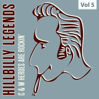 Hillbilly Legends - C & W Heroes Are Rockin', Vol. 5 — сборник