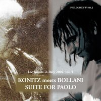 Suite for Paolo — Lee Konitz, Stefano Bollani