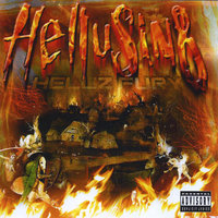 Hell'z Fury — Hellusin8