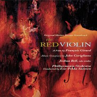 The Red Violin - Music from the Motion Picture — Joshua Bell, The Philharmonia Orchestra, Esa-Pekka Salonen