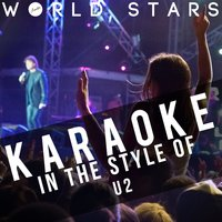Karaoke (In the Style of U2) — Ameritz Karaoke World Stars