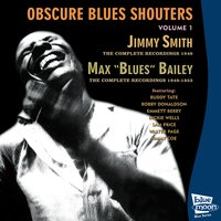 Obscure Blues Shouters Vol.1 — Buddy Tate, Jimmy Smith, Sam Price, Dickie Wells, Walter Page, Emmett Berry