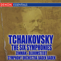 Tchaikovsky: The 6 Symphonies — сборник