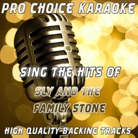Sing the Hits of Sly and The Family Stone — Pro Choice Karaoke