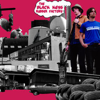 Rubber Factory — The Black Keys