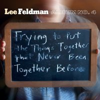 Album No. 4: Trying to Put the Things Together That Never Been Together Before — Lee Feldman