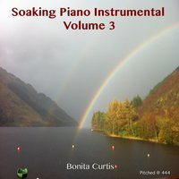 Soaking Piano Instrumental Vol. 3 — Bonita Curtis